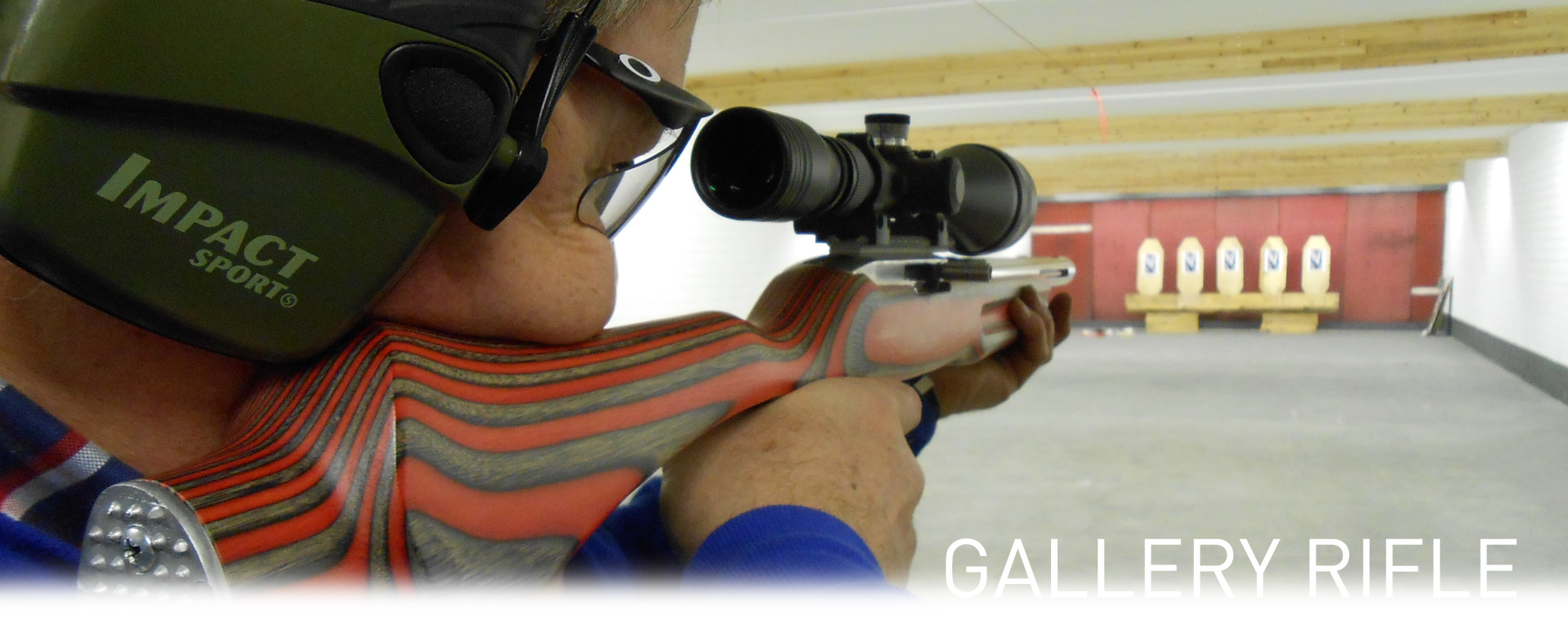 Pistol and Gallery Rifle | Ulster Rifle Association